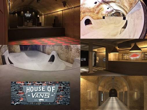 4790addccc85 House of VANS inaugura a 9 de agosto – Surge Skateboard