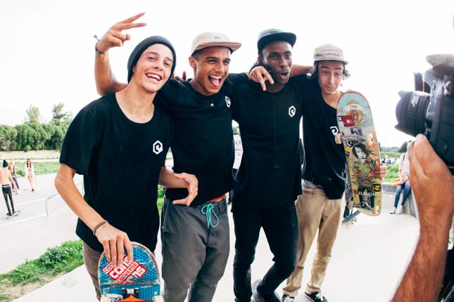 5c29179cfb271e O team da Kate Skateshop e da Ericeira Surf and Skate disputaram a final e  o grande vencedor deste Vans Shop Riot 2014 foi o team da Ericeira Surf and  Skate ...