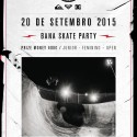 BANA Skate Party – Ericeira 20 de Setemebro