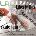 LRG Liberty Day: Indoor Skate Community
