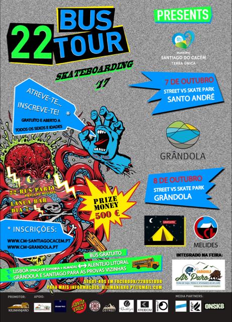 22 BusTour '17