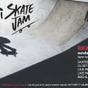 Bukubaki Skate Jam – Domingo 22 de Outubro