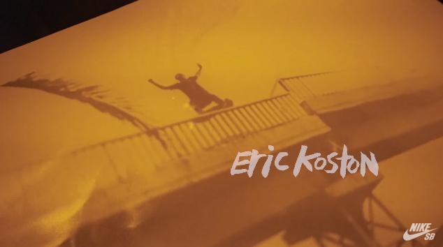 Eric Koston  – Nike SB Chronicles Vol.3