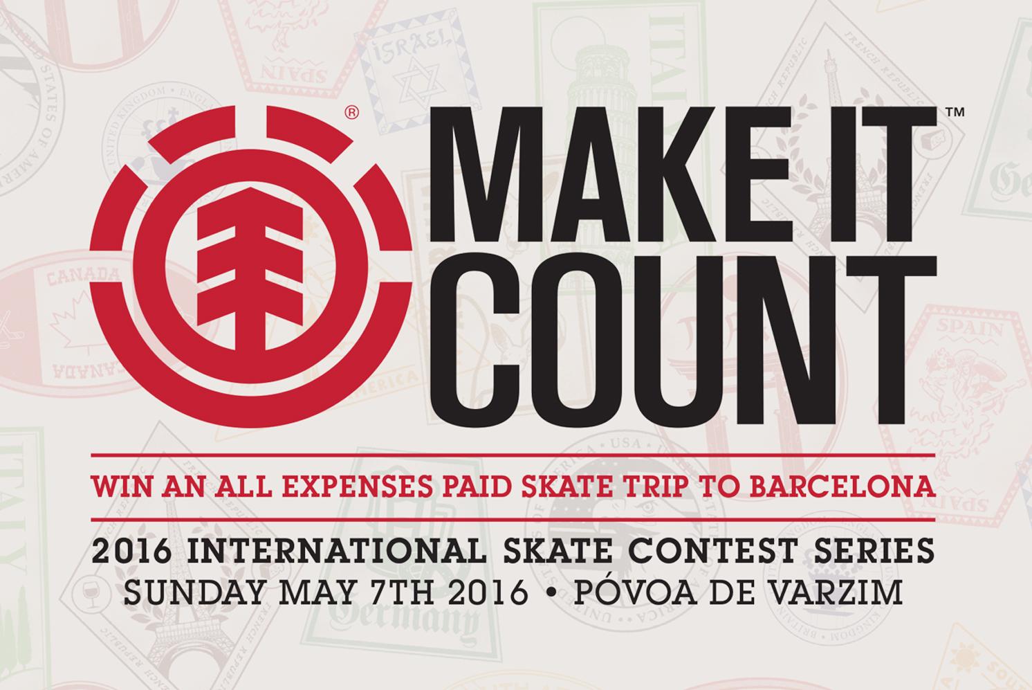 Element Make It Count – 7 De Maio Póvoa De Varzim