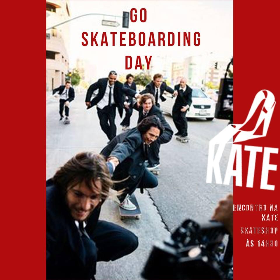 Kate Skateshop – Go Skate Day
