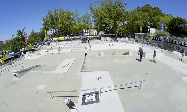 SURGE Vídeo – DC Skate Challenge By Moche – Viseu