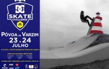 2ª Etapa DC Skate Challenge By Moche Poster