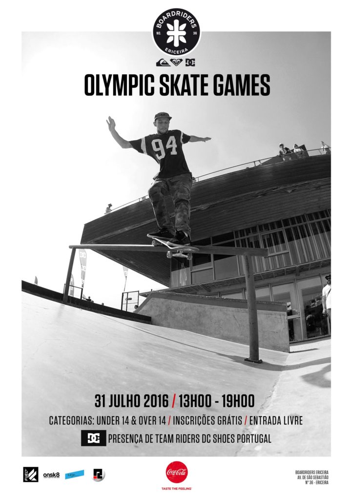 OLYMPIC SKATE GAMES