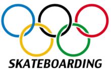 Skateboarding Olympics Fgibzc