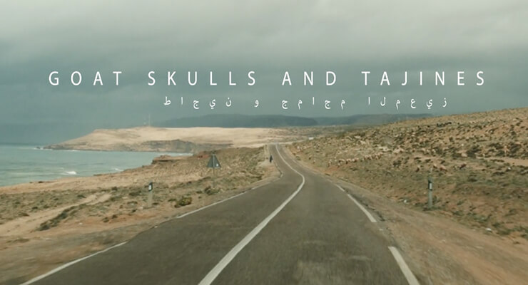 SURGE Vídeo – Goat Skulls And Tajines