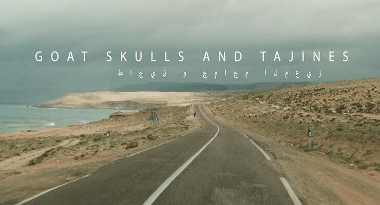 SURGE Vídeo – Goat Skulls And Tajines