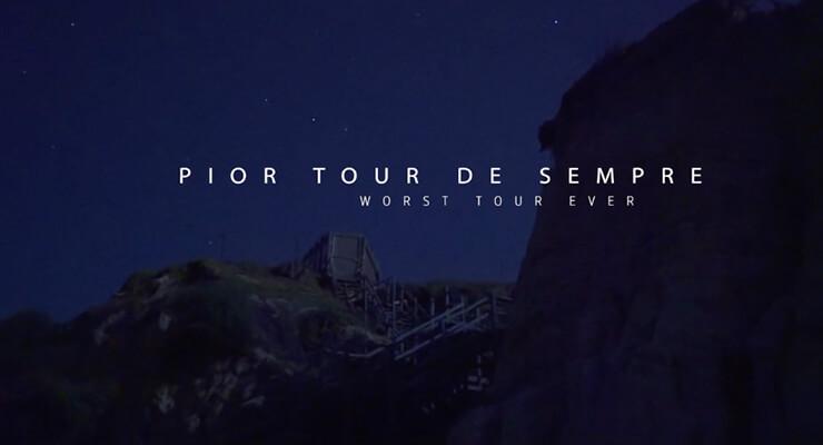 SURGE Vídeo – O Pior Tour De Sempre