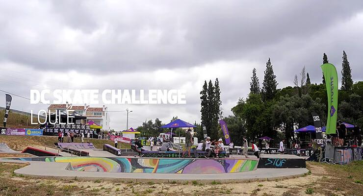 SURGE Vídeo – DC Skate Challenge -Loulé