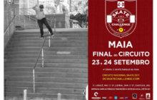 DC Skate Challenge By MOCHE 4ª Etapa Poster