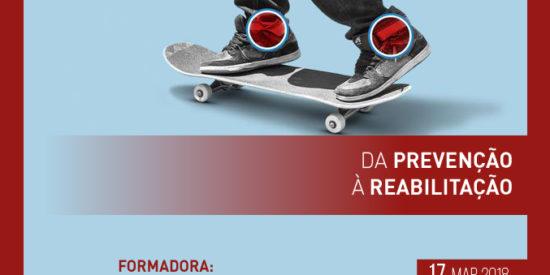 Braga Skate – Palestra – Da Prevenção à Reabilitação 17 De Março