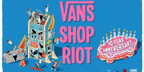 Vans Shop Riot Portugal 2018 – 16 De Junho Póvoa De Varzim