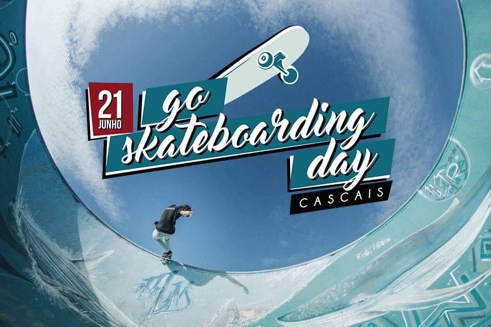 Go Skateboarding Day – 21 De Junho – Parque Das Gerações