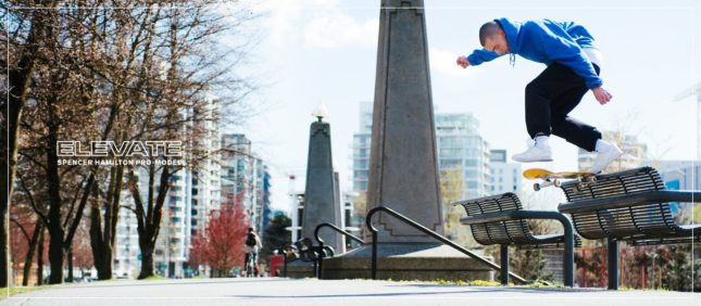 Spencer Hamilton – Elevate -Supra Footwear