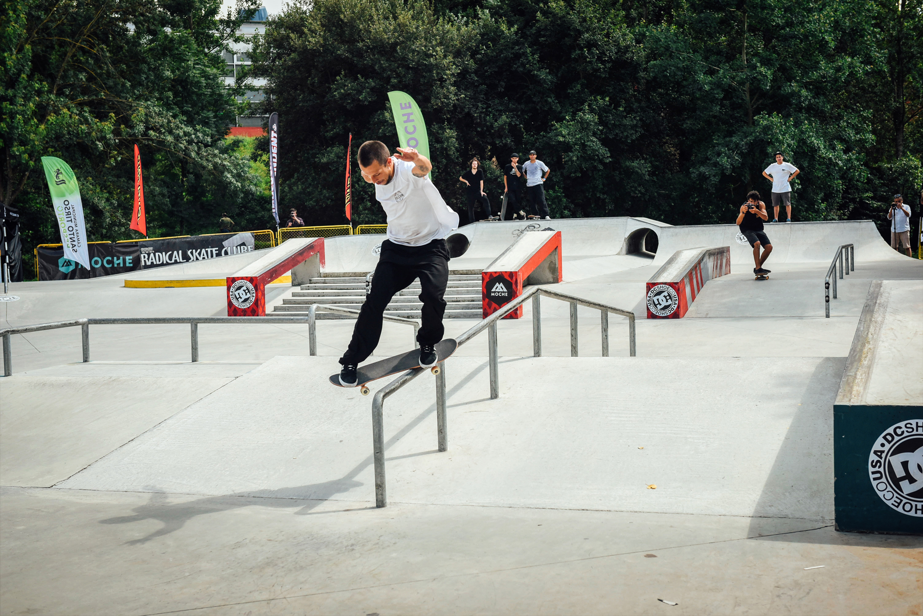 Jorge Simões Vence DC Skate Challenge By Moche