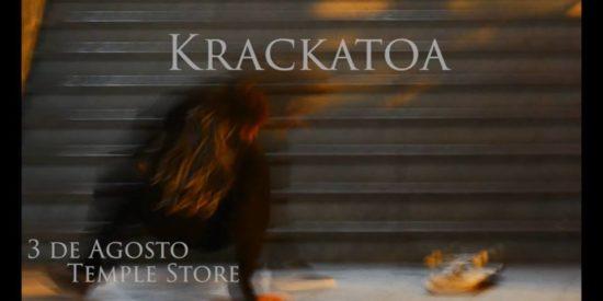 Prémière Krackatoa -Sexta Feira Dia 3 – Temple Store