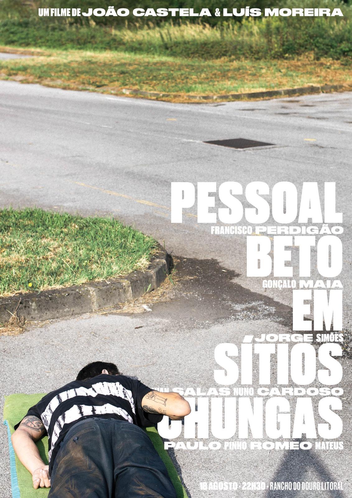 Gajos Betos Em Sítios Chungas – Estreia Dia 18- 22H Porto