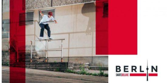 Skatedeluxe – Welcome To Berlim