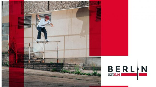 Skatedeluxe – Welcome To Berlim