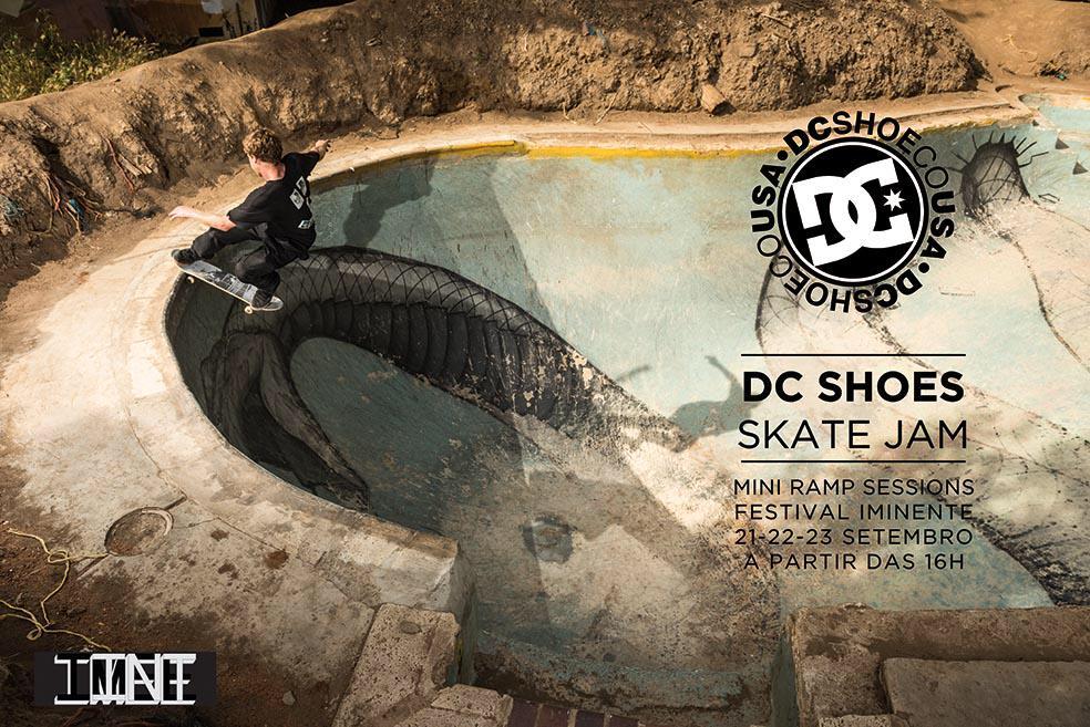 DC Skate Jam – Festival Iminente