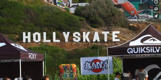 Surge Vídeo – Bana Skateparty -Quiksilver Boardriders