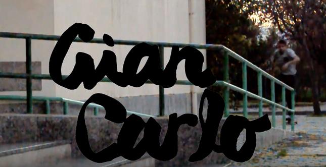 Renato Rocha  – Giancarlo Skateboards
