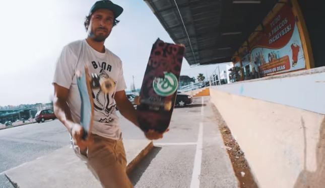 Bana Skateshop – Pedro Roseiro