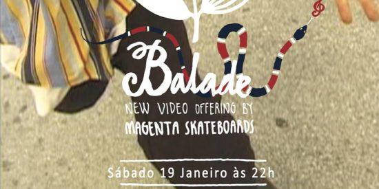 Estreia Novo Filme Da Magenta – Sábado 19 – 22h Convento Das Domenicas – Guimarães