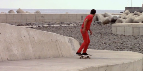 "Madeira Skateboard – Kanela ""Waves"" Part 1"