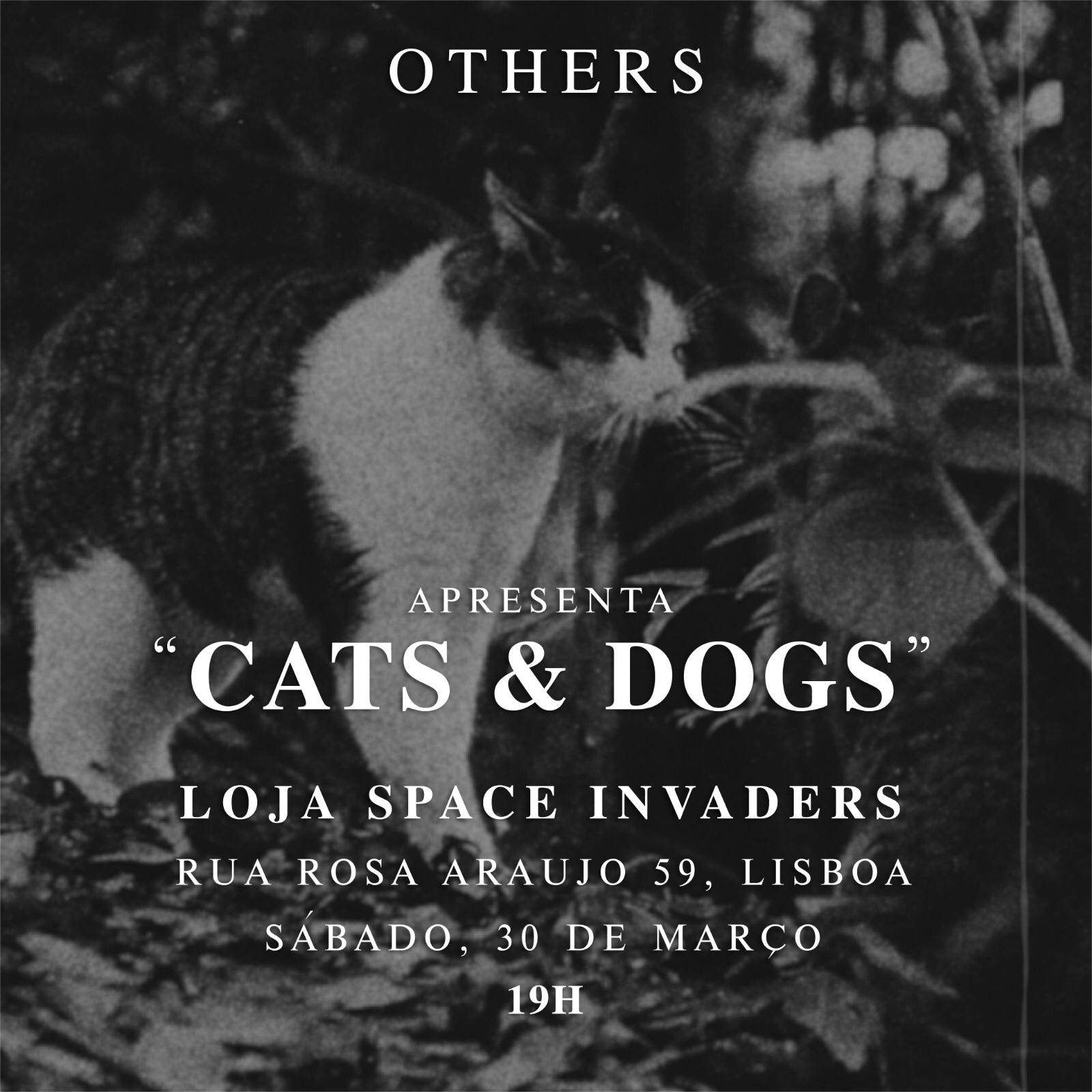 Others Skateboards – Cats&Dogs