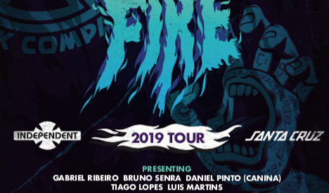 Independent Trucks – Portugal – Grindind Fire Tour