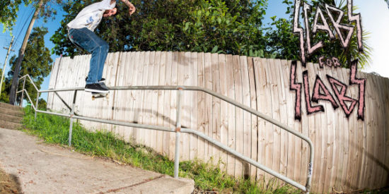 """Independent Trucks """"Scabs For Slabs"""" Video"""