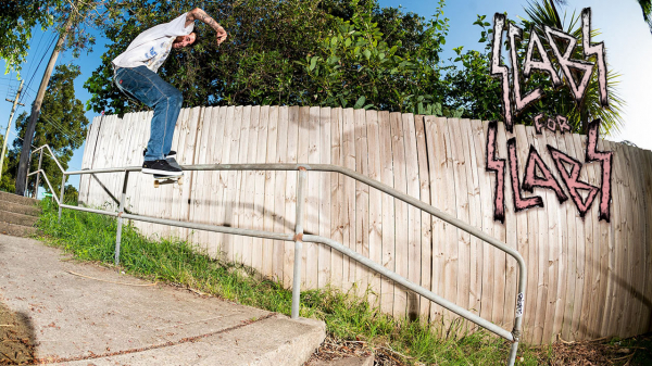 "Independent Trucks ""Scabs For Slabs"" Video"