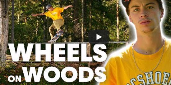Red Bull Skateboarding – Ryan Decenzo, Gustavo Ribeiro And Friends – Skate Na Floresta