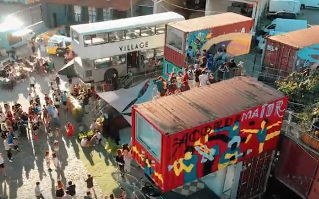 Element Cash For Tricks – Aniversário Village Underground