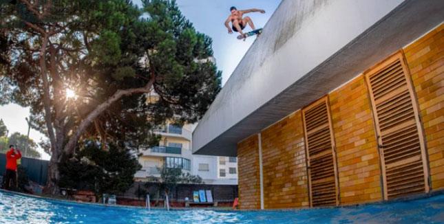 SBC Skateboard Mag -Empire Goes To Lisbon – O Lado B