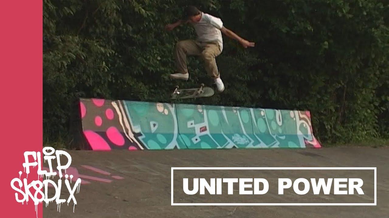 Flip Skateboards X Skatedeluxe / Denny Pham