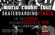 WRT Skateboarding 2019 Portugal