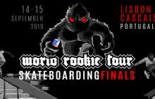 World Rookie Tour Skateboarding 2019