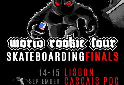 Contagem Decrescente Para A Primeira Grande Final Mundial De Skate Sub-21: é Já No Próximo Fim De Semana!
