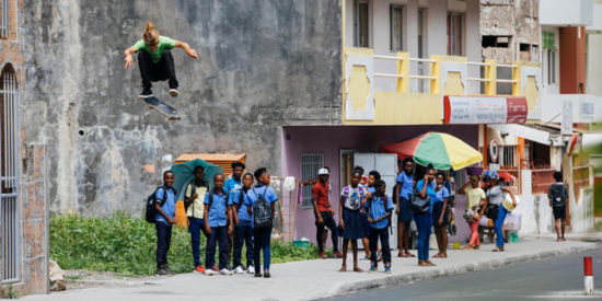Red Bull Skateboarding – Cabo Verde