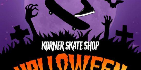 Halloween Skate Party – Outside DIY – Ponte De Lima 31 De Outubro