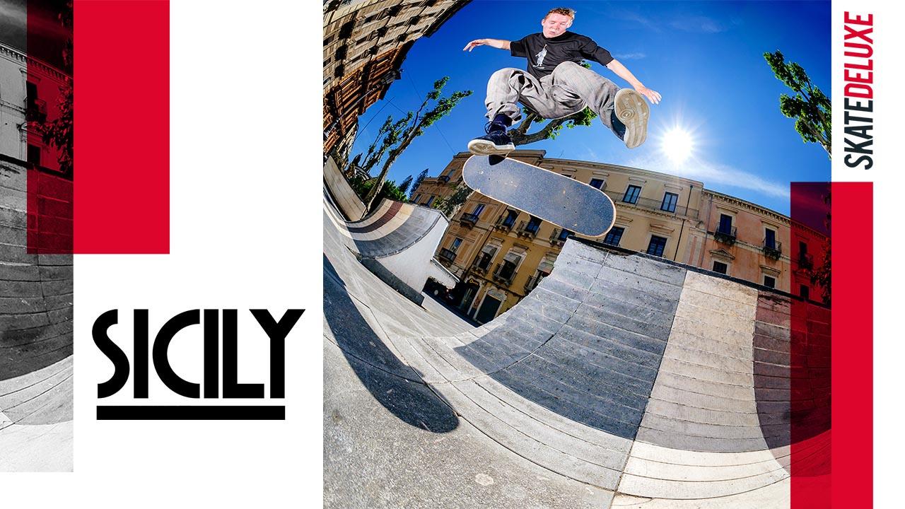 Skatedeluxe Sicília
