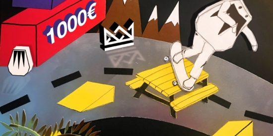 Ementa SB – Nomad Skateboards Cash For Tricks – 1000€ Já Esta Sexta-feira
