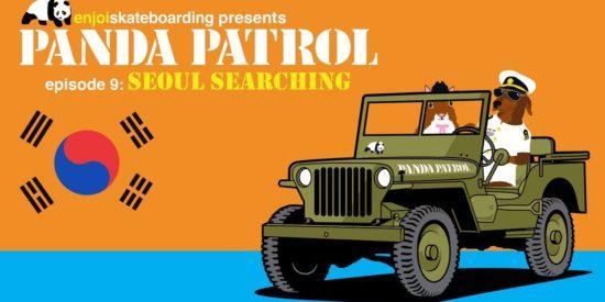 Enjoi Skateboards – Panda Patrol 9 Com Thaynan Costa Em Destaque