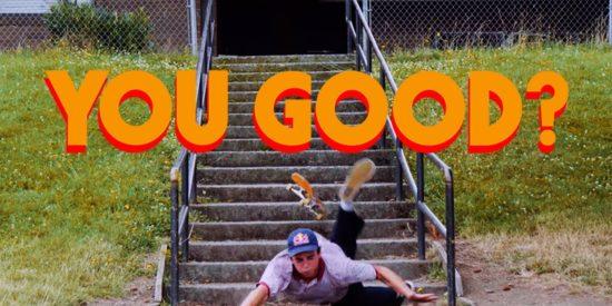 Red Bull Skateboarding  – You Good?